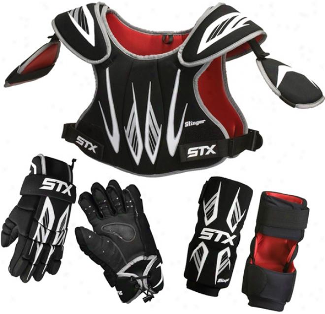 Stx Stinger Lacrosde Starter Kit