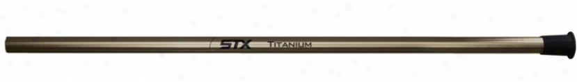 Stx Titanium Attack Lacrosde Shaft