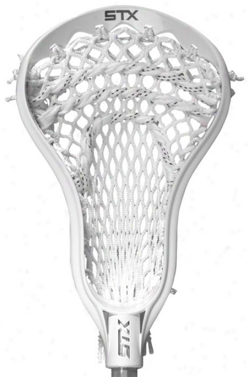 Stx X3 Crankdhaftt 10â° Strung Lacrosse Head