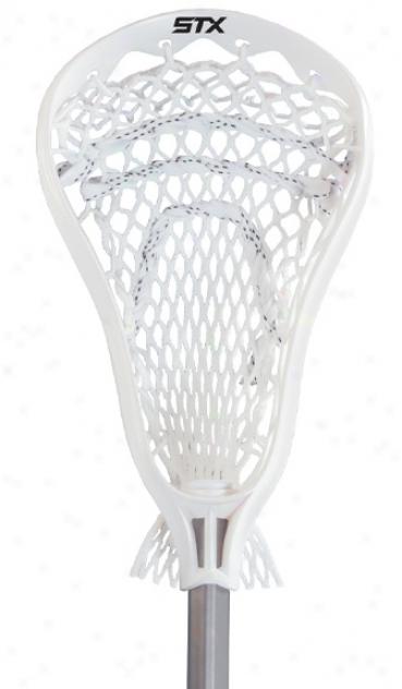 S5x Xcalibur Strung Lacrosse Head