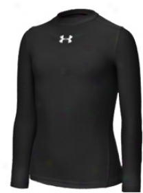 Under Armour Boy's Allseasongear Long Sleeve Shirt