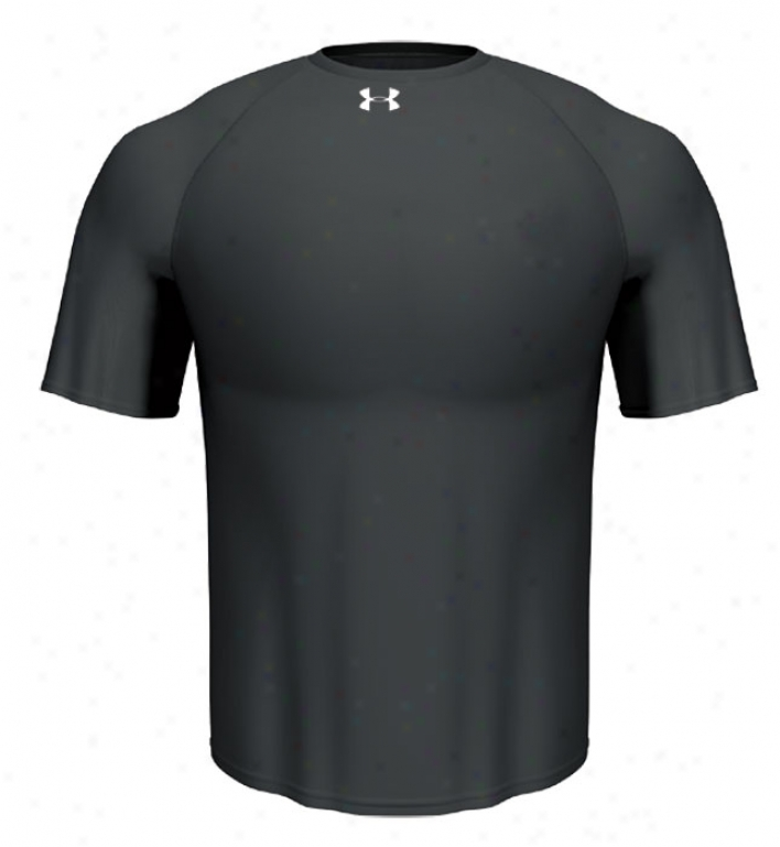 Under Armour Boy's Team Ua Tech Short Sleeve Shirt