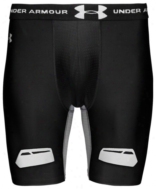 Under Armour Heatgear� Compression Short With Cup