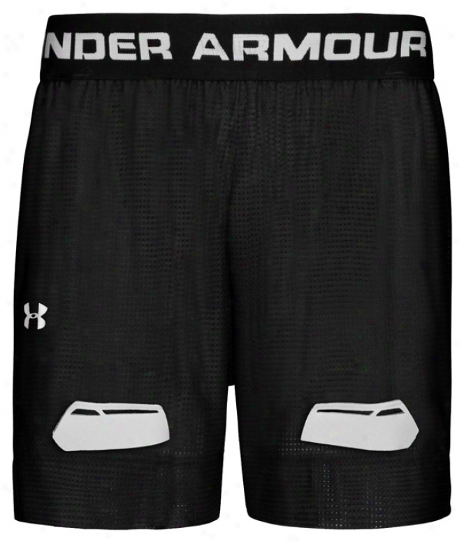 Under Armour Heatgear� Hockey Mesh Jock Short With Cup