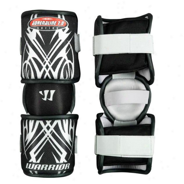 Warrior Adrenaline 7.0 Lacrosse Elbow Guards