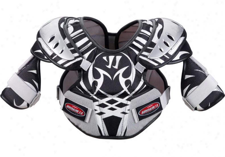 Warrior Adrenaline 7.0 Lacrosse Shoulder Pad