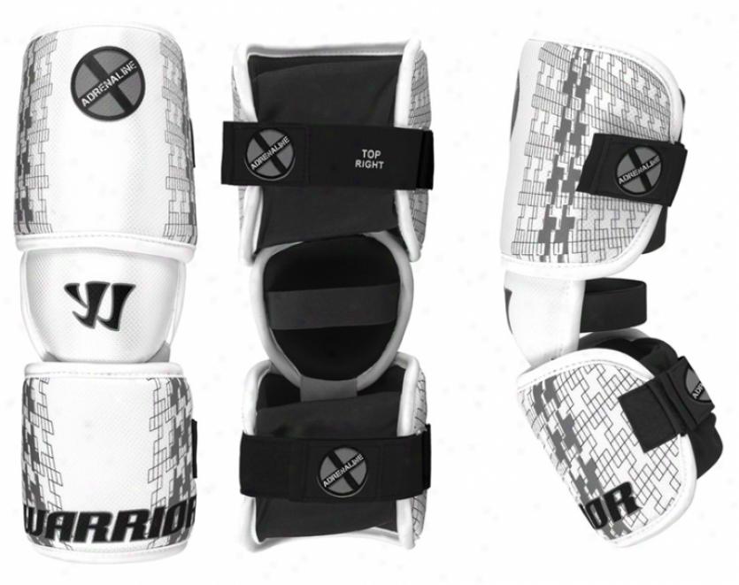 Warrior Adrenaline X Lacrosse Elbow Guards