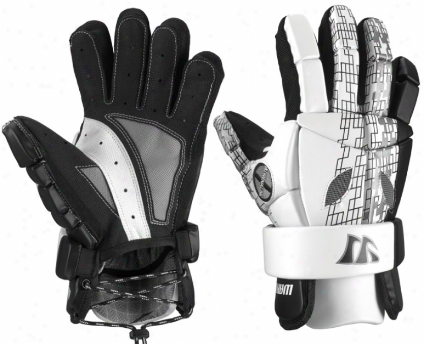 Warrior Adrenaline X Lacrosse Gloves
