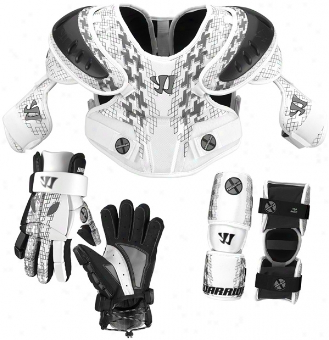 Warrior Adrenaline X Lacrosse Starter Kit