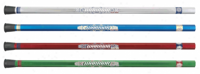 Warrior Alloy 6000 Defense Lacrosse Shaft