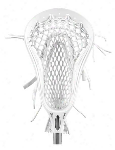 Warrior Blade 2.0 Strung Lacrosse Head