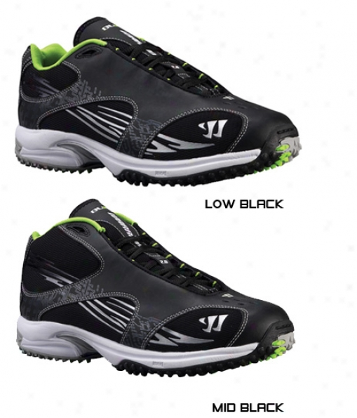Warrior Burn Turf 2.0 Lacrosse Cleats