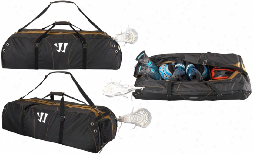 Warrior Deep Space X Lacrosse Equipment Bag