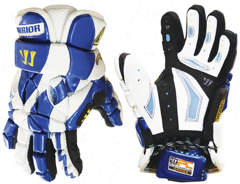 Warrior Electrik Lacrosse Gloves