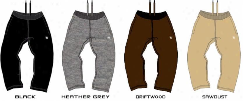 Warrior Hoodlum Sweat Pants