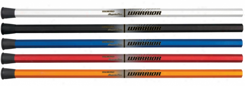 Warrior Krypto Pro Diamond Goaiie Lacrosse Shaft