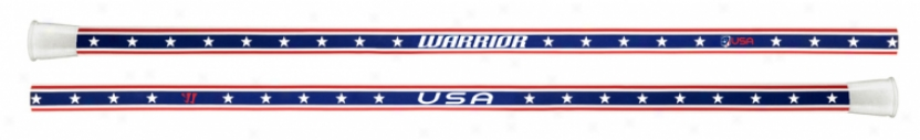 Warrior Krypto Team Usa Attack Lcrosse Shaft