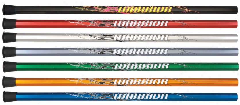 Warrior Kryptolyte 9 Defense Lacrosse Shaft