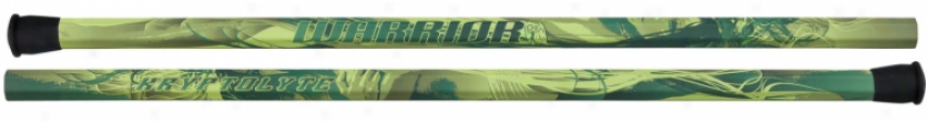 Warrior Kryptolyte Pin-up Attack Lacrosse Shaft