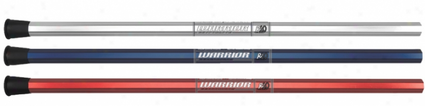 Warrior Kryptolyte R10 Soft Grip Attack Lacrosse Shaft