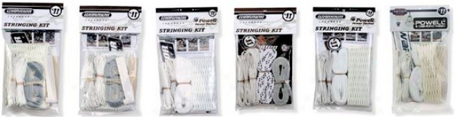 Warrior Lacrosse Stringing Kits