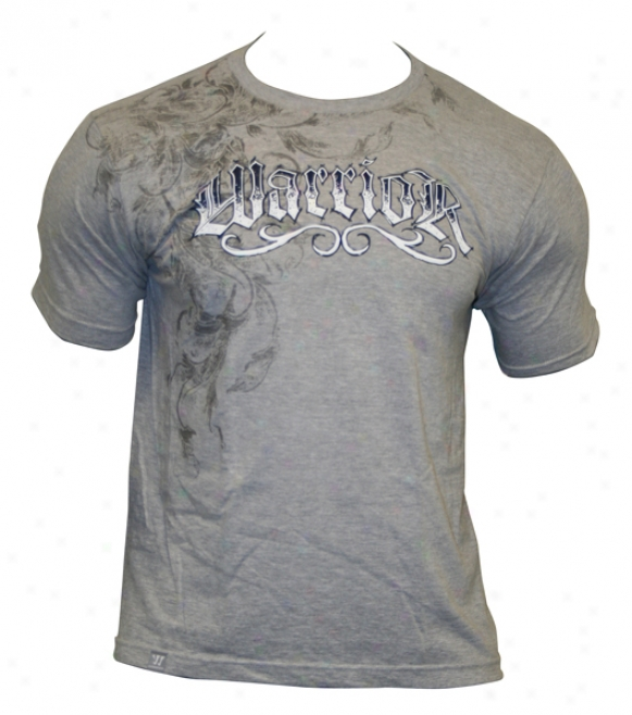 Warrior Layed Out Short Sleeve Tee