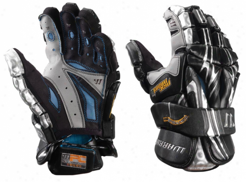 Warrior Mac Daddy 2 Lacrosse Glove
