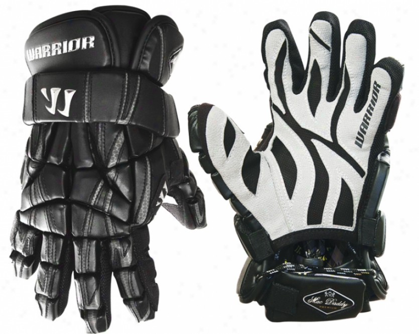 Warrior Macdaddy Iii Lacrosse Gloves