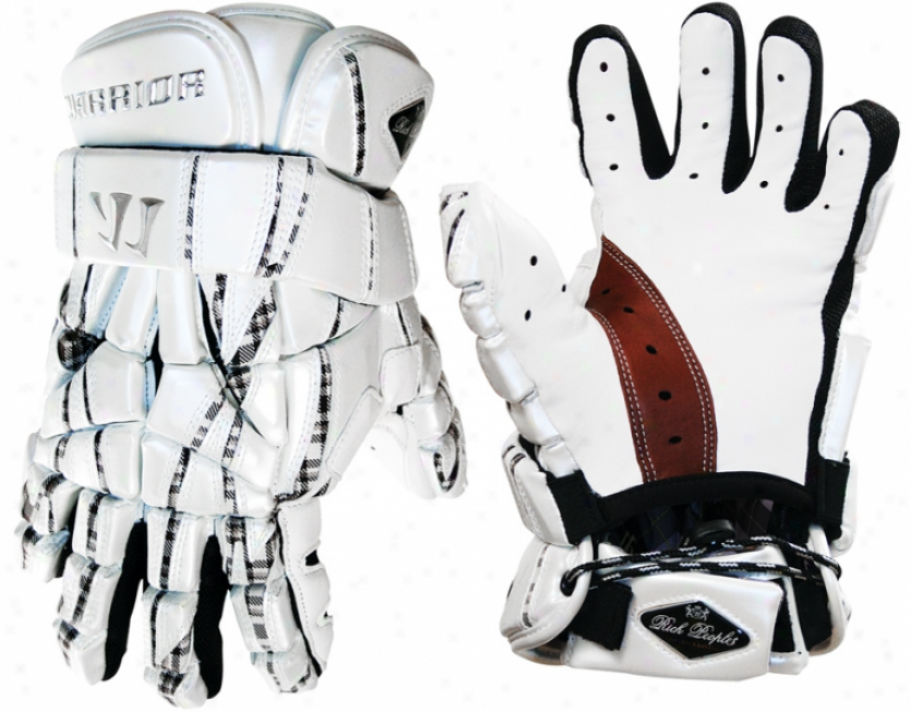 Warrior Macdaddy Iii Rich Peoples Limited Edition Lacrosse Gloves