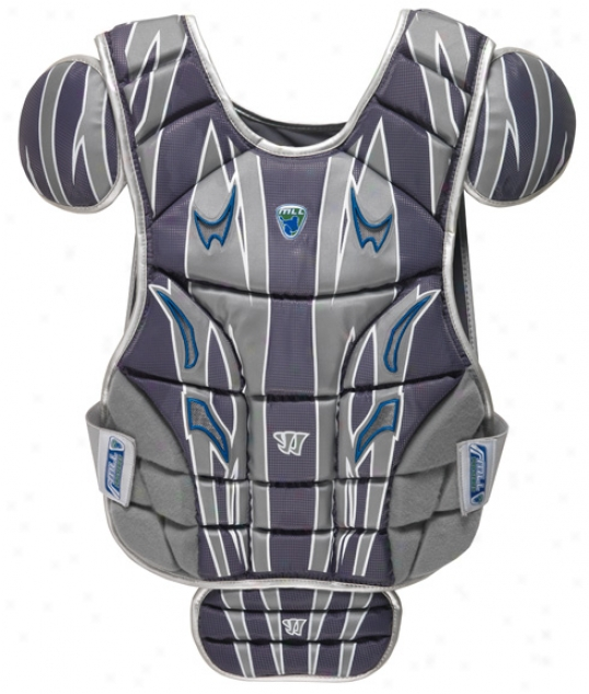 Warrior Mll 7.0 Goalie Chest Protectoe