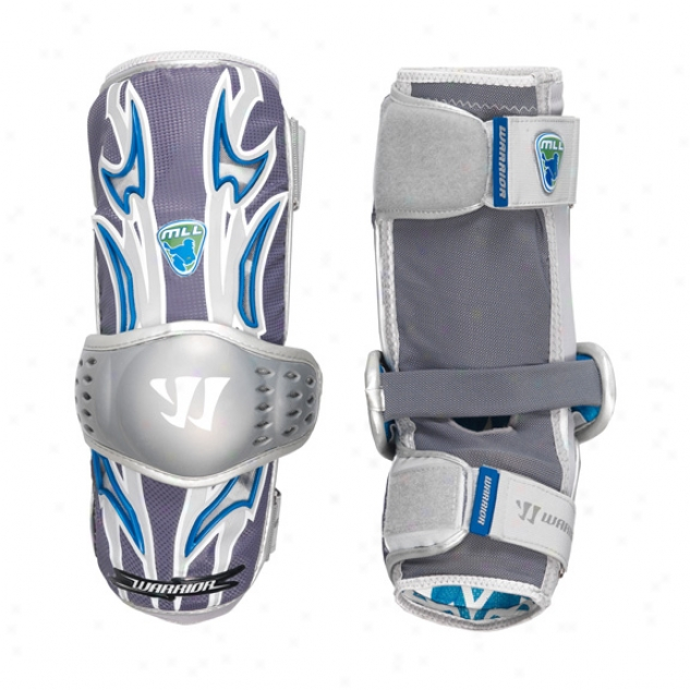 Warrior Mll 7.0 Lacrosse Arm Guards