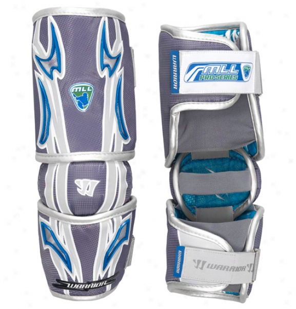 Warrior Mll 7.0 Lacrosse Elbow Guards