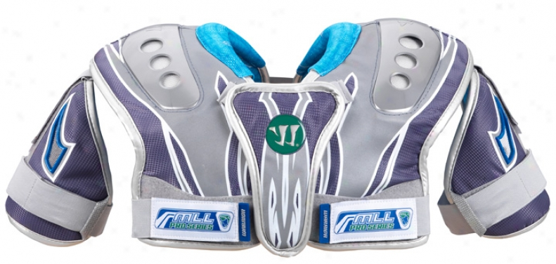 Warrior Mll Ultralyte 7.0 Shoulder Pads
