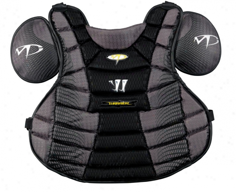 Warrior Mpg 8.0 Goalie Chest Pad