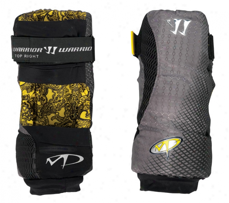 Warrior Mpg 8.0 Lacrosse Arm Pads