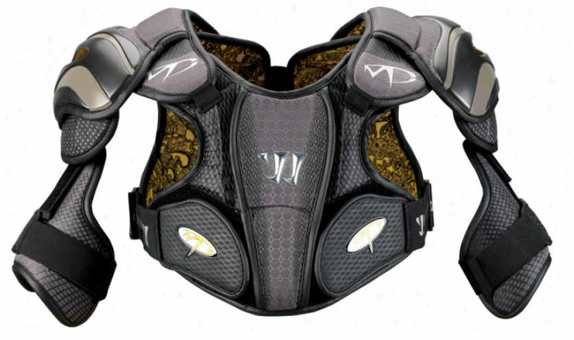 Warrior Mpg 8.0 Lacrosse Shoulder Cushion