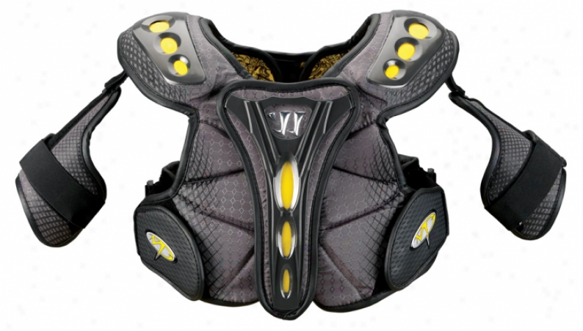 Warrior Mpg Hitlite 8.0 Lacrosse Shoulder Pad