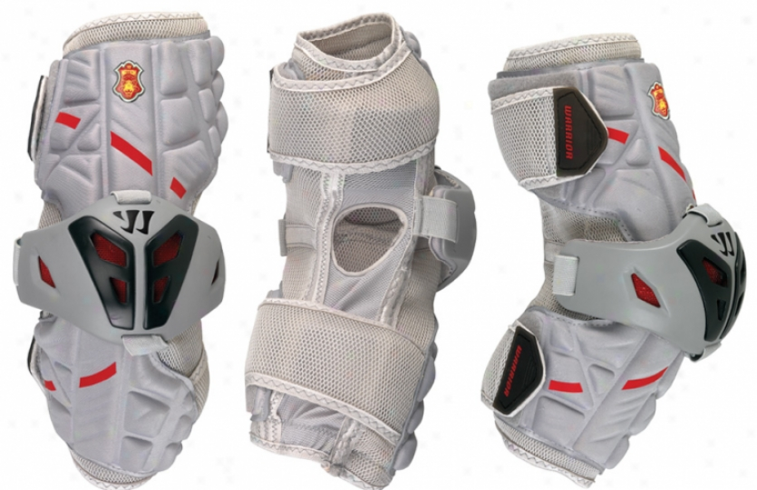 Warrior Nation Flex Lacrosse Elbow Guards