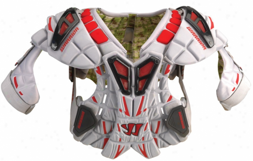 Warrior Nation Hitman 9.0 Lacrosse Shoulder Pad