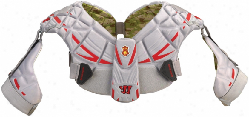 Warrior People Ultralyte 9.0 Lacrosse Shoulder Pad
