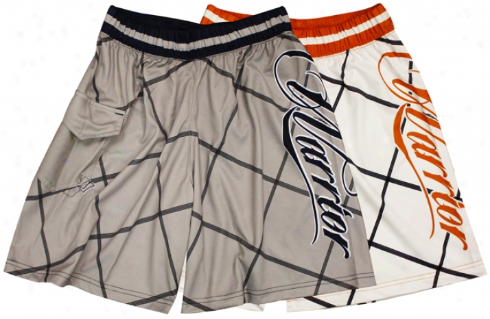 Warrior Paracyte Instruction Shorts