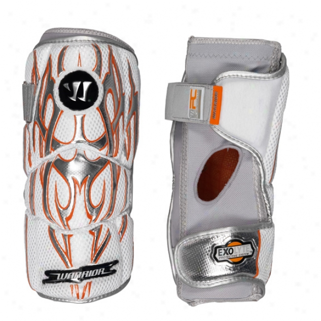 Warrior Player's Club 7.0 Lacrosse Arm Pads