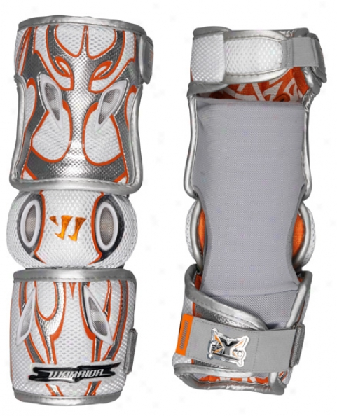 Warrior Player's Club 7.0 Lacrosse Forearm Shivers