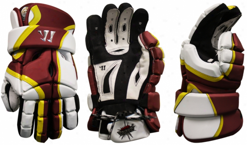 Warrior Sabotage Lacrosse Gloves