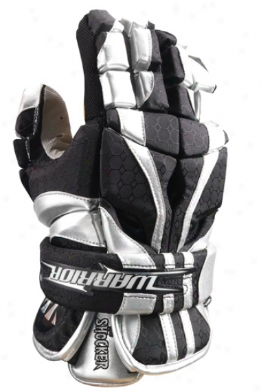 Warrior Shocker Lacrosse Gloves