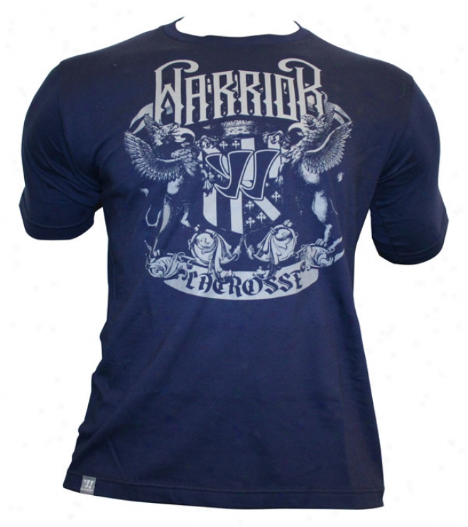Warrior Smackdown Short Sleeve Tee Shirt