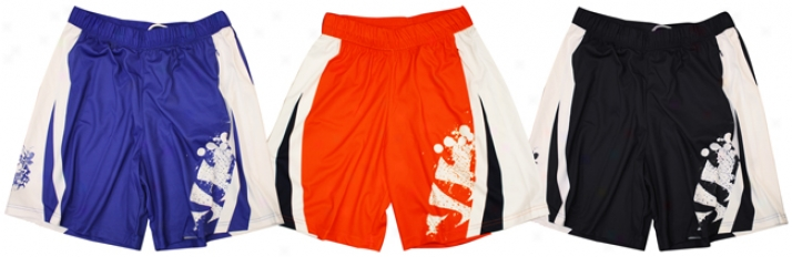 Warrior Splat Training Shorts