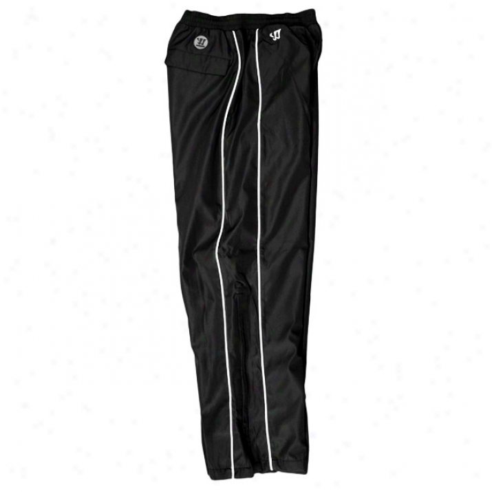 Warrior Storm Person of mature age Warm-up Pant