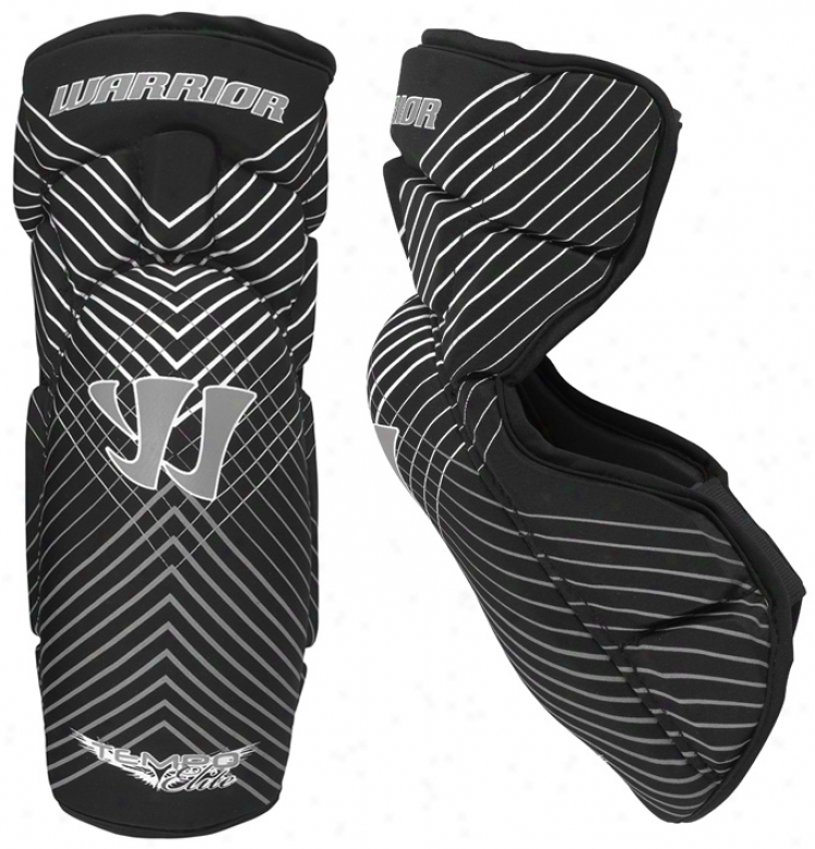 Warrior Tempo Elite Lacrosse Arm Pads
