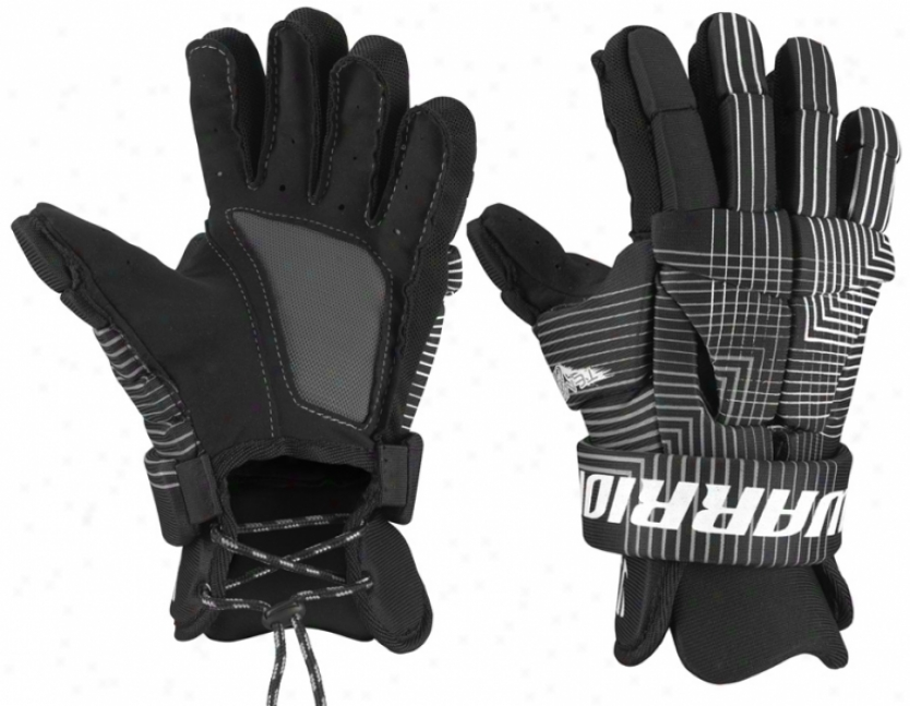 Warrior Tempo Elit Lacrosse Gloves